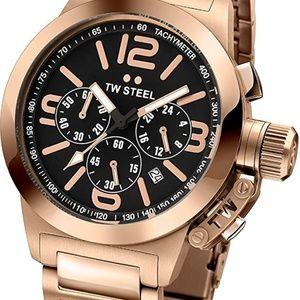 TW Steel Canteen Chronograph Men's Watch